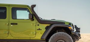 AEV Snorkel Kit (Air Ram included) Standard Flare For 18+ Jeep JT, JL, JLU 40306510AC
