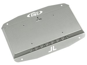 Genright Off Road Tailgate Plate and License Plate Mount For 2018+ Jeep Wrangler JL 2 Door & Unlimited 4 Door Models TSK-10010