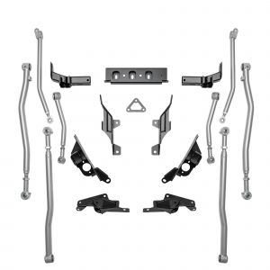 Rubicon Express 4 Link Upgrade For 2018+ Jeep Wrangler JL Unlimited JL4400