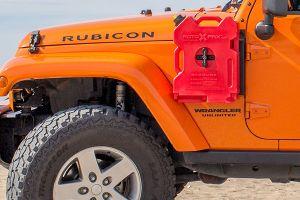 MORryde Driver Side Rotax Mount For 2007-18 Jeep Wrangler JK 2 Door & Unlimited 4 Door Models JP54-013