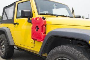 MORryde Passenger Side Rotax Mount For 2007-18 Jeep Wrangler JK 2 Door & Unlimited 4 Door Models JP54-014