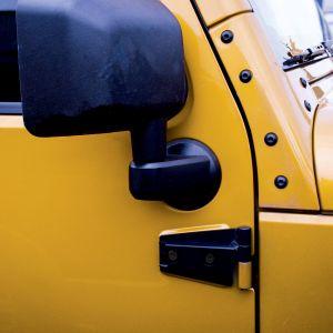 MorRyde 2 Door Hinges For 2007-18 Jeep Wrangler JK 2Door Models JP54-036