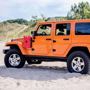 MorRyde 4 Door Hinges For 2007-18 Jeep Wrangler JK Unlimited 4 Door Models JP54-037