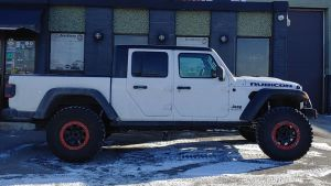 "Just Jeeps 2.5"" AEV Lift Kit For 2020+ Jeep Wrangler JT 4 Door (Installed)"