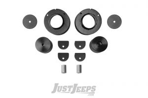 """Rubicon Express 2"""" Spacer Leveling Kit With Optional Shock Extensions For 2019+ Jeep Gladiator JT 4 Door Models JT7134-"""