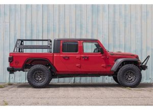 JCR Offroad Bed Rack (Full) for 2020+ Jeep Gladiator JT JTBR-FULL-PC