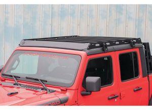 JCR Offroad Roof Rack w/o Light Bar for 2020+ Jeep Gladiator JTRK-F-0-PC
