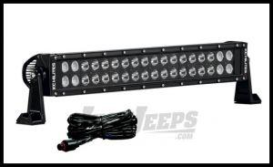 KC HiLiTES C20 LED Light Bar With Harness 335