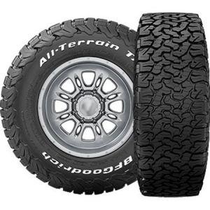 BF Goodrich All-Terrain T/A KO2 Tire LT265/70R17 Load C