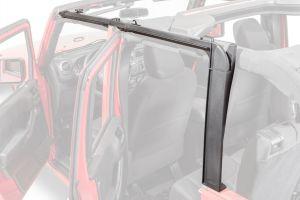 MasterTop Door Surround with Tailgate Bar Kit for 07-18 Jeep Wrangler JK 15420-