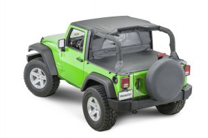 MasterTop Summer Combo Top for 07-18 Jeep Wrangler JK with Hardtop 11022.9108