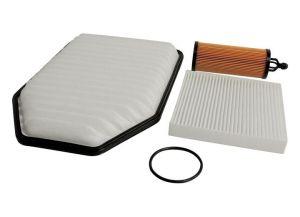 Crown Automotive Master Filter Kit For 2014-2018 Jeep Wrangler JK 2 Door & Unlimited 4 Door MFK24