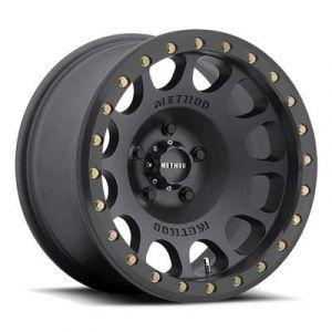 Method Race Wheels Race Series 105 Beadlock Wheel for 07-20+ Jeep Wrangler JL, JK & Gladiator JT MR1057905-