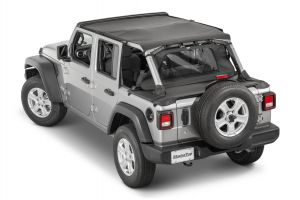 MasterTop Summer Combo Top Plus for 18+ Jeep Wrangler JL Unlimited 11022JLUP-