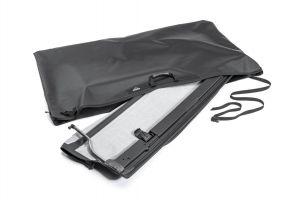 MasterTop Dual Storage Bag for 07-18+ Jeep Wrangler JK & JL 13100401