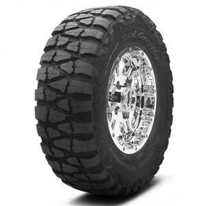 Nitto Mud Grappler Tire LT40x15.50R20 Load D 200-720
