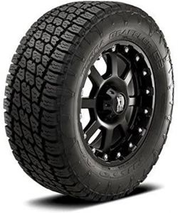 Nitto Terra Grappler G2 LT245/75R17 Load E Tire 215-320