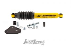 Old Man Emu Steering Stabilizer For 2007-18 Jeep Wrangler JK 2 Door & Unlimited 4 Door Models SD48