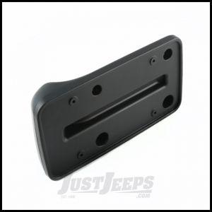 Omix-ADA License Plate Bracket For 1997-06 Jeep Wrangler TJ & Unlimited 11233.06