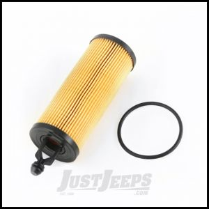 Omix-ADA Oil Filter For 2014+ Jeep Wrangler, Wrangler Unlimited JK & Grand Cherokee WK2 With 3.6L 17436.24