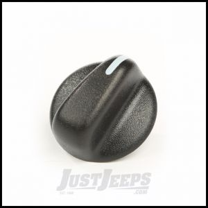 Omix-ADA Fan Speed Control Knob For 1997-98 Jeep Wrangler TJ 17903.05