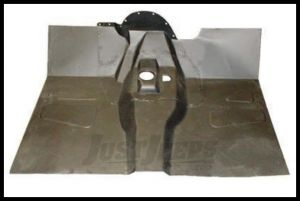 Omix-ADA Front Floor Panel For 1952-71 Jeep Willys M38-A1 12007.07