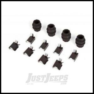 Omix-ADA Disc Brake Pad Spring Kit For 2007-18 Jeep Wrangler JK & Wrangler JK Unlimited Models 16746.05