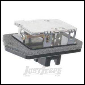 Omix-ADA Blower Motor Resistor For 2007-10 Jeep Wrangler JK & Wrangler JK Unlimited Models 17909.04