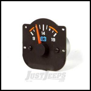 Omix-ADA Voltmeter Gauge For 1992-95 Jeep Wrangler 17210.14