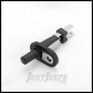 Omix-ADA Courtesy Light Switch In Door Jam Drivers Side For 1987-95 Jeep Wrangler 17237.17