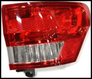 Omix-ADA Tail Light Right Side For 2011+ Jeep Grand Cherokee 12403.45