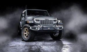 Oracle Lighting VECTOR PRO-Series Full LED Grille for 18+ Jeep Wrangler JL & 20+ Gladiator JT 5837-PRO