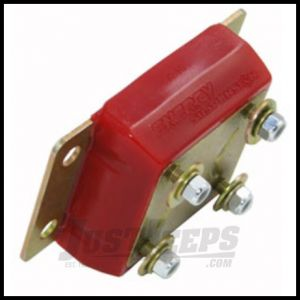 Energy Suspension Transmission Mount Red 1997-2006 Jeep Wrangler TJ, Rubicon and Unlimited 2.1103R