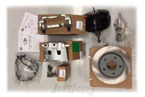 MOPAR Big Brake Kit For 2007-2018 Jeep Wrangler JK 2 Door & Unlimited 4 Door Models P5160051AC