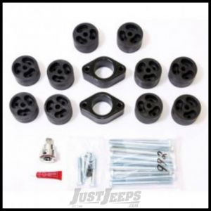 """DAYSTAR 2"""" Body Lift For 2007-11 Jeep Wrangler JK 2 Door & Unlimited 4 Door Models With Automatic Transmission PA992"""