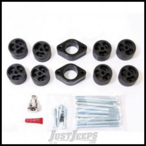 """DAYSTAR 2"""" Body Lift For 2012-18 Jeep Wrangler JK 2 Door & Unlimited 4 Door Models With Automatic Transmission PA994"""
