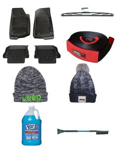 Just Jeeps Winter Package for 18+ Jeep Wrangler JL