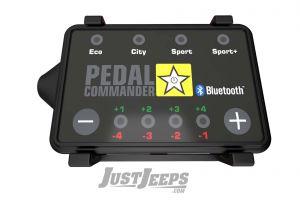 Pedal Commander Bluetooth Throttle Response Controller For 2007-18 Jeep Wrangler JK, 2007-18 Grand Cherokee, 2007-10 Commander, & 2008-12 Liberty Models PC31-BT