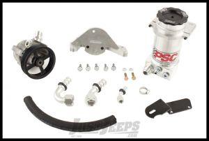 Performance Steering Components High Volume Steering Pump Kit 3.6L For 2012-18 Jeep Wrangler JK 2 Door & Unlimited 4 Door Models PK1858