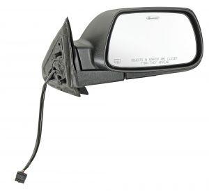 Quadratec Passenger Side Memory Heated Power Mirror for 05-08 Jeep Grand Cherokee WK 13111.0720
