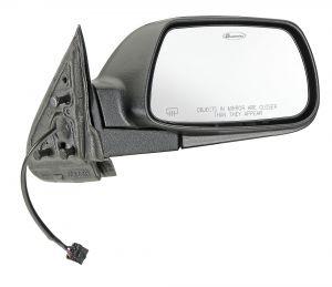 Quadratec Passenger Side Heated Power Mirror for 05-10 Jeep Grand Cherokee WK 13111.0718