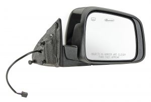 Quadratec Passenger Side Heated Power Mirror for 11-14 Jeep Grand Cherokee WK 13111.0722