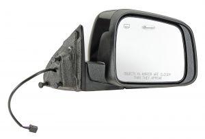 Quadratec Driver Side Power Mirror for 08-10 Jeep Liberty KK 13111.0729