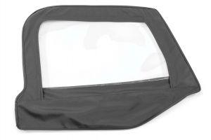 QuadraTop Upper Door Skins for 97-06 Jeep Wrangler TJ, TLJ 11136TJ-
