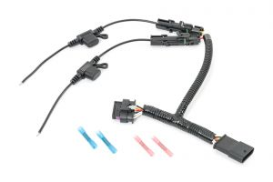 Quadratec Daytime Running Light DRL Adapter Wiring Harness for 18-21 Jeep Wrangler JL & Gladiator JT 97109.0925