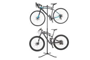 Quadratec BC-9439 2 Bike Vertical Storage Rack 92034.1009