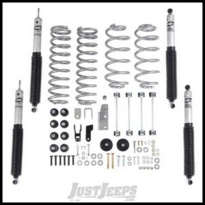 """Rubicon Express 3.5"""" Standard Suspension System With Mono Tube Shocks For 1997-06 Jeep Wrangler TJ Models RE7002M"""