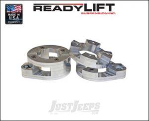 """ReadyLIFT Adjustable Leveling Kit 1"""" - 2"""" For 2007-18 Jeep Wrangler JK 2 Door & Unlimited 4 Door Models 66-6095"""