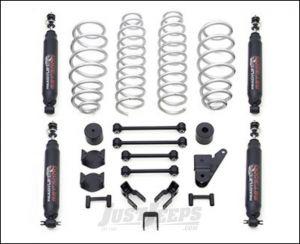 """ReadyLIFT 2.5"""" SST Lift Kit With shocks For 2007+ Jeep Wrangler JK 2 Door & Unlimited 4 Door Models 69-6201"""