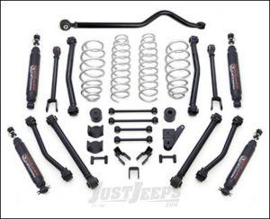 "ReadyLIFT 2.5"" 8-Arm SST Lift Kit With shocks For 2007+ Jeep Wrangler JK 2 Door & Unlimited 4 Door Models 69-6209"